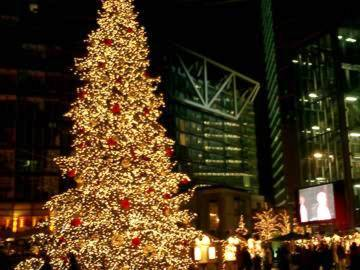 Weihnachtsbaum Berlin.Lichterglanz Zur Weihnachtszeit